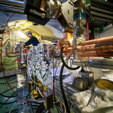 AWAKE experiment at CERN