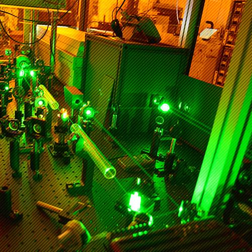 Lasers and Plasmas