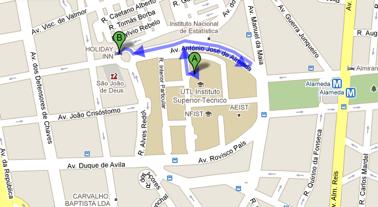 rua almirante reis lisboa mapa ITCPS2011, Lisbon | Sep 12 14, 2011 rua almirante reis lisboa mapa